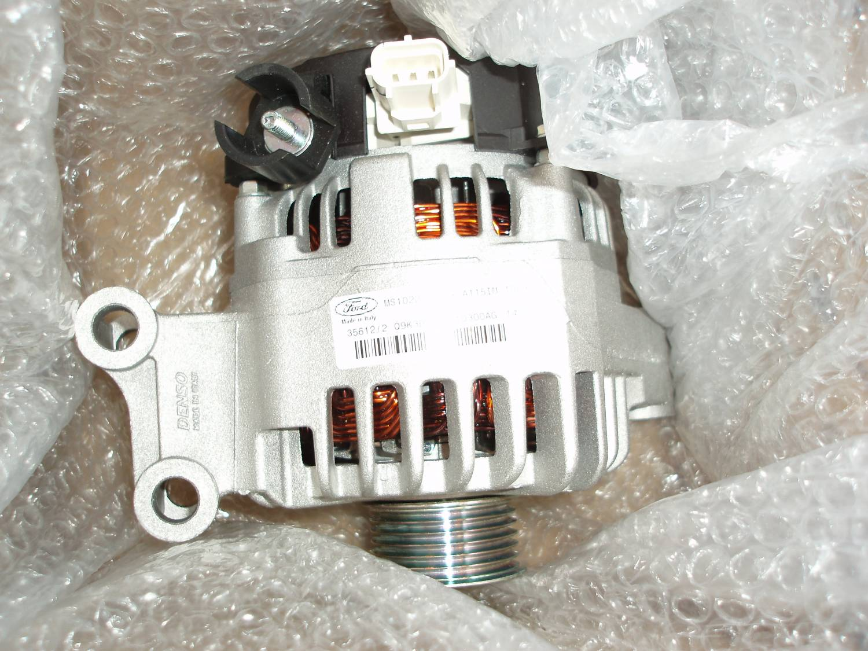 Форд фокус 2 генератор замена щеток 15 фотография
